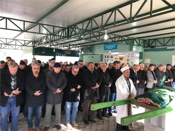 Tarsus Belediye Meclis Eski Üyesi Dünyamin Sönmez'in Annesi Fethiye Sönmez Vefat Etti