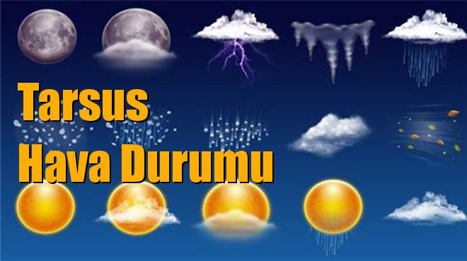 Tarsus Hava Durumu; 23 Ocak Çarşamba, 24 Ocak Perşembe, 25 Ocak Cuma, 26 Ocak Cumartesi tahminler