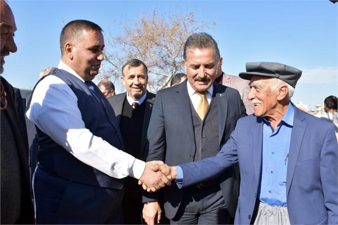 Cumhur İttifakı'ndan Tarsus Çıkarması! Tarsus'ta Cumhur İttifakı Yoğun İlgi Gördü
