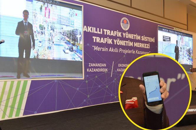 Mersin'de Dinamik Kavşak ile Trafik Rahatlayacak! Dinamik Kavşak Yönetim Sistemi Nedir?