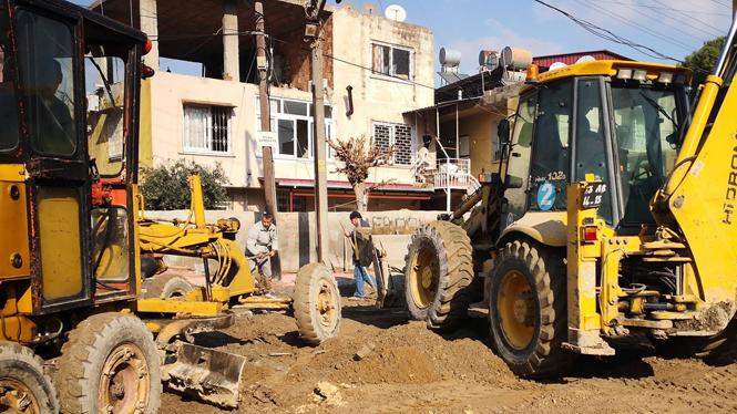 Akdeniz'in Çehresini Değiştiren Hizmetler Devam Ediyor