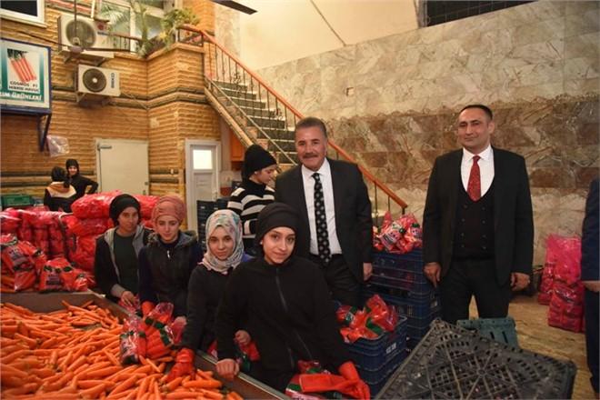 """Cumhur İttifakı Mersin Büyükşehir Adayı Başkan Hamit Tuna: """"Bize Duyulan Güveni ve Desteği Boşa Çıkarmayacağız"""""""