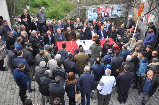 Mersin Büyükşehir Adayı Vahap Seçer, ''Bu Kente Refah ve Huzur Getirmek İçin Belediye Başkanı Olmak İstiyorum''