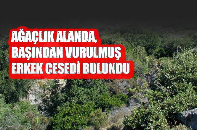 Mersin Tarsus İncirlikuyu Baraj Civarında İnfaz Koruma Memurunun Cesedi Bulundu