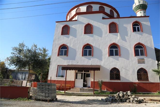 Erdemli Belediyesi, İbadethanelere Destek Olmaya Devam Ediyor
