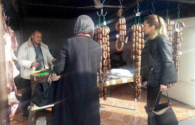 Tarsus Gülek-Karboğazı Bölgesinde Et ve Et Ürünleri Satan İşletmelere Denetim Yapıldı