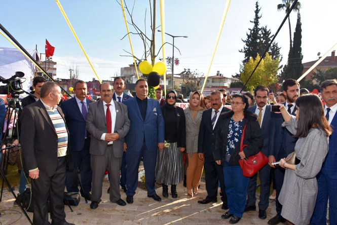 Develiler Baklava Yeni Mahallede Hizmete Girdi, Tarsus Nezihi Bir Mekana Daha Kavuştu!