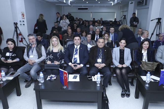 Mersin'de Tanıtım Toplantısı Yapılan Mahir Eller Projesi İle Hedef 3 Bin Nitelikli İşgücü