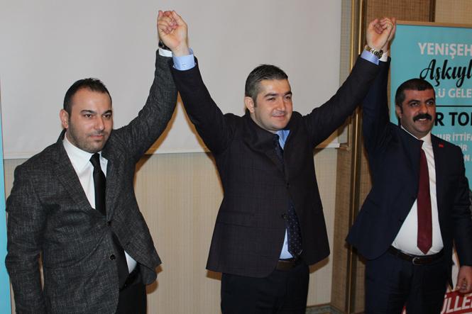 Yenişehir Adayı Bekir Topçu, Basınla İstişare Toplantısı Düzenleyerek Projelerini Paylaştı