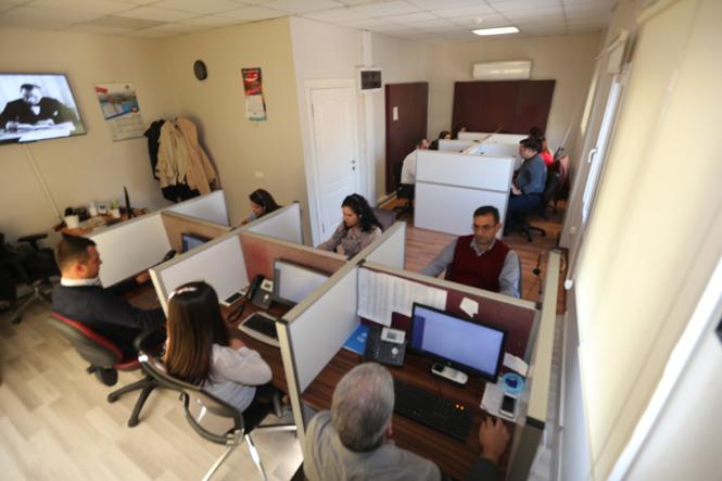 """Mersin Su ve Kanalizasyon İdaresi (MESKİ) Genel Müdürlüğü """"MESKİ Alo 185 Çağrı Merkezi"""""""