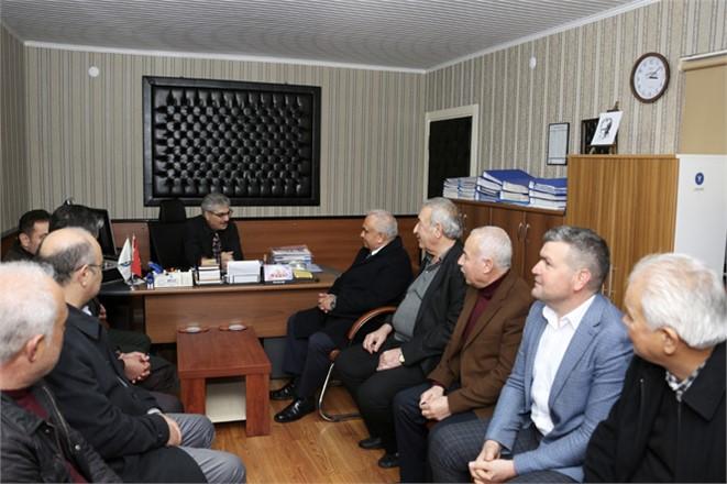 """Erdemli Belediye Başkanı Tollu, """"Ayrımız Gayrımız Yok"""""""