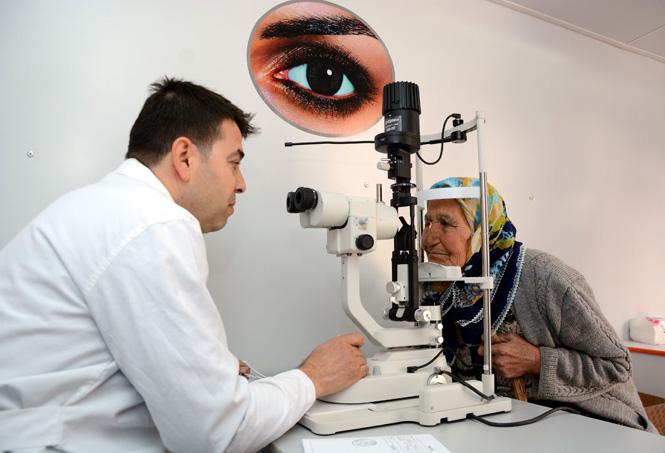 Mersin Büyükşehir Belediyesi Gezici Sağlık Tarama Araçlarıyla Tüm Mersin'e Hizmet Veriyor