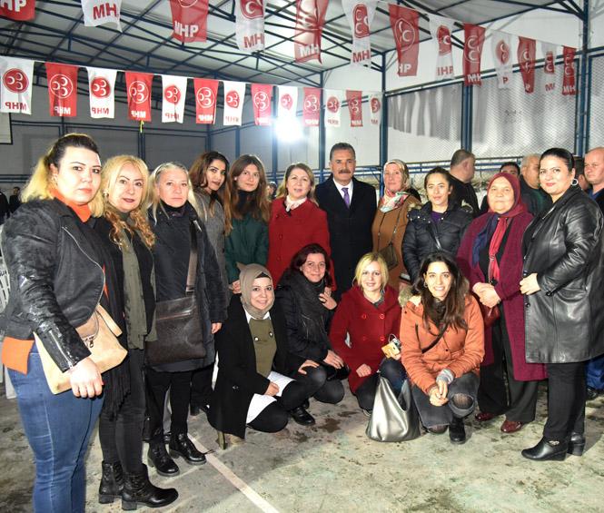 Başkan Tuna'dan, Büyükşehir Belediye Başkanı Seçilmesi Durumunda Su Faturalarında İndirim Sözü