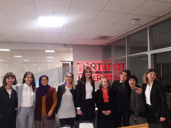 Mezitli Kadınların Başarısı Ekonomi Programında Örnek Gösterildi