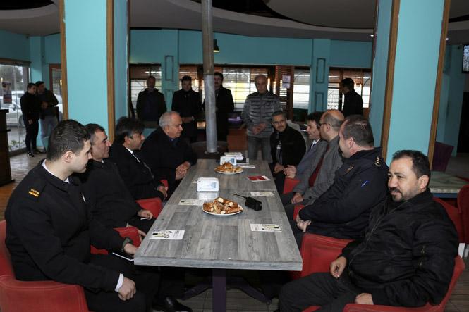 Erdemli Belediye Başkanı Tollu'dan Sigara Bağımlılığına Karşı Anlamlı Destek