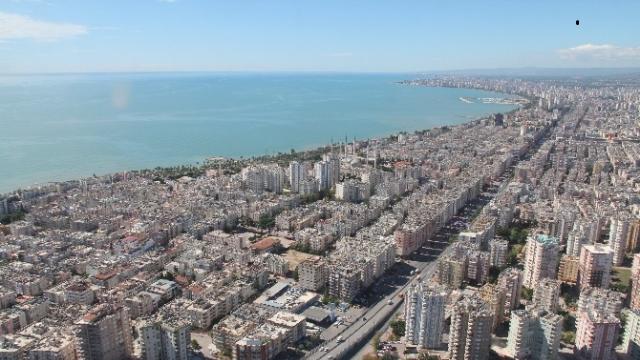 Mersin Merkez ve Tüm İlçelerine Ait Pazartesi Dahil 5 Günlük Hava Durumu