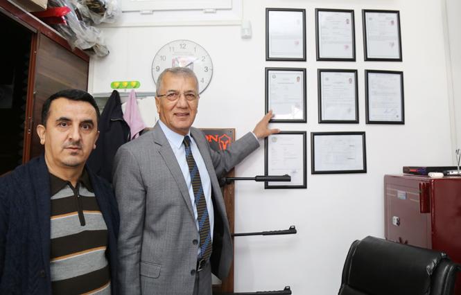 Başkan Tarhan'dan esnafın işini kolaylaştıran 'Dijital' öneri