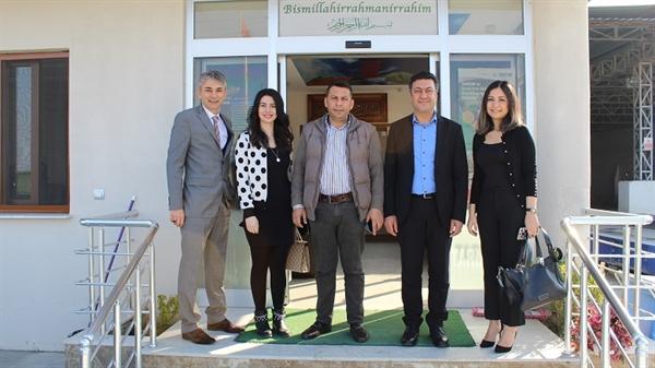 Tarsus Ticaret Borsası'ndan Üyelere Ziyaretler Hız Kesmeden Devam Ediyor