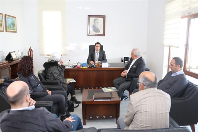 """Erdemli Belediyesi Başkanı Tollu, """"Hep Birlikte Erdemli'yi Daha Da Güzel Yapacağız"""""""
