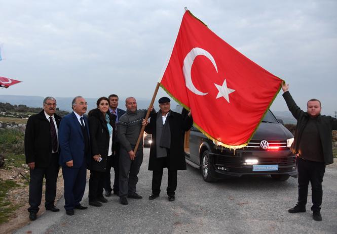 """İYİ Parti Büyükşehir Belediye Başkan Adayı Burhanettin Kocamaz: """"Bizim İttifakımız Gönüllerde Kurulu"""""""