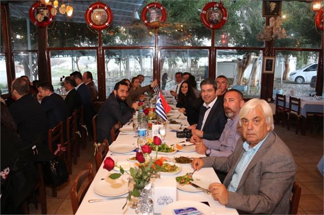 Yunan Misafirler Erdemli'ye Hayran Kaldı