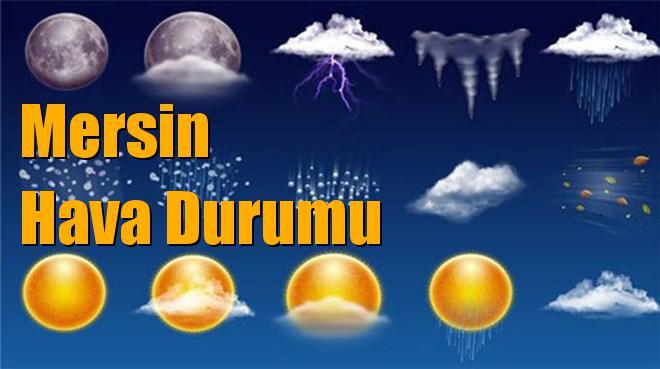 Mersin Tarsus, Silifke, Yenişehir, Anamur, Gülnar, Akdeniz, Aydıncık, Bozyazı, Çamlıyayla, Toroslar, Mezitli, Erdemli ve Mut Hava Durumu
