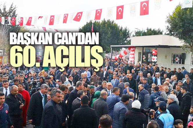Tarsus Belediyesinin 60. Açılışı Yapıldı, Girne Mahallesi Taziye Evi Hizmete Girdi