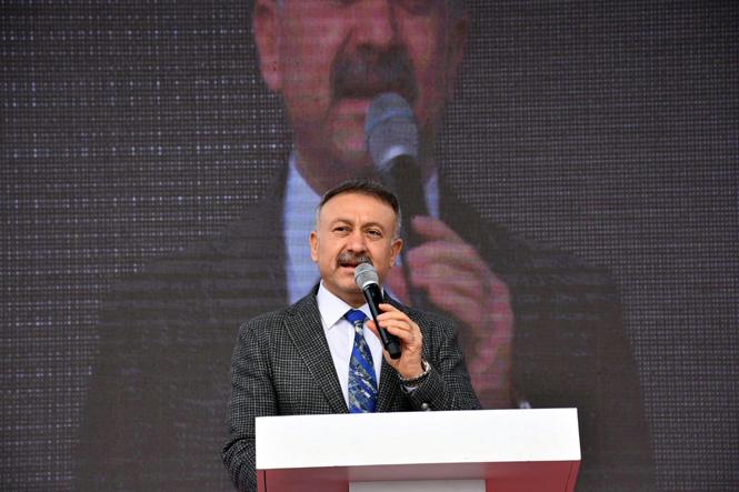 Tarsus Belediyesinin 60. Açılışı Yapıldı, Girne Mahallesi Taziye Evi Törenle Hizmete Açıldı
