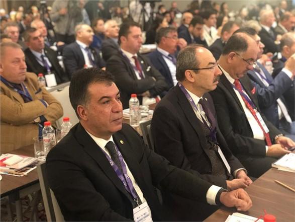 İş Dünyasının Önemli Toplantısı İstanbul'da Gerçekleşti, Toplantıya TSO Başkanı Koçak'ta Katıldı