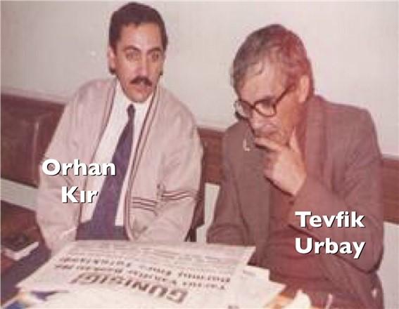 Tarsus Basın Camiasının Acı Günü, Tevfik Urbay Vefat Etti