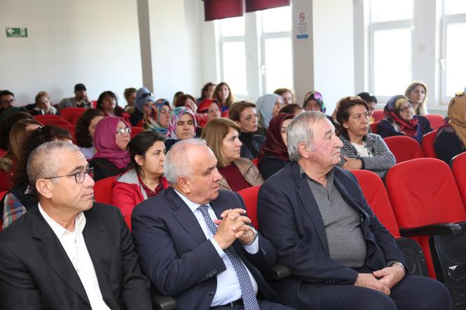 """Başkan Tollu, """"Dünyaya 20. Yüzyılda Bir Lider Gelmiştir, O da Türk Milletine Nasip Olmuştur"""""""