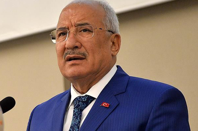 Burhanettin Kocamaz 'ın Adaylık Durumu, Mersin Büyükşehir Belediye Başkanı Burhanettin Kocamaz Kimdir