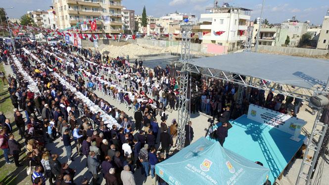 Mithatpaşa Mahallesi Camii ve Taziye Evi Temeli Törenle Atıldı