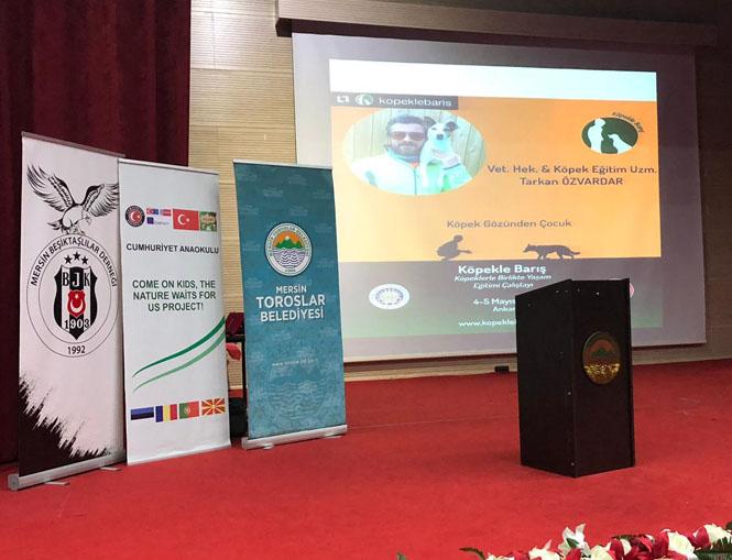 Mersin Beşiktaşlılar Derneği Faaliyetlerini Sürdürüyor