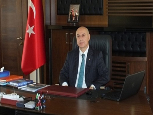 """Tarsus Ticaret Borsası Başkanı Kaya, """"Üretmeye ve Daha Çok Çalışmaya Mecburuz"""""""