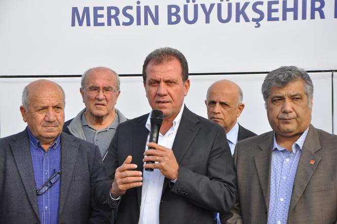 CHP Adayı Seçer, 'Küçük İşletmeler İhtisas Ticaret Bölgesi'nde Toplanacak'