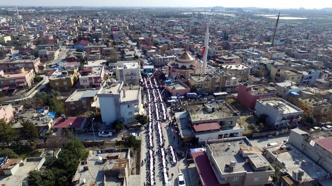 Trasus Barbaros Mahallesi Ahmet Gamgam Cami ve Taziye Evi Törenle İbadete Açıldı