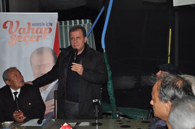 Mersin Büyükşehir Adayı Seçer, ''mersin Klasik Belediyecilikle Bir Yere Varamaz''
