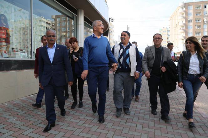 CHP Mezitli Başkan Adayı Tarhan, ''Zaferimizi Şimdiden İlan Etmiş Gibiyiz''