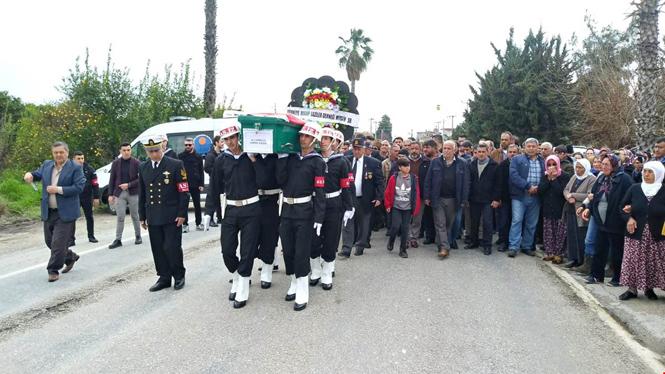 Mabel Matiz'in Mersin Erdemli'de Yaşayan Babası Kıbrıs Gazisi Ali Karaca Vefat Etti