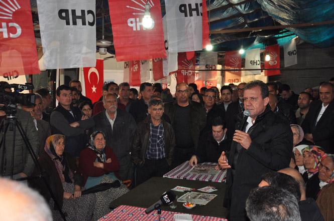 CHP Mersin Büyükşehir Adayı Vahap Seçer, 'Belediyeler Kimsenin Çiftliği Değil'
