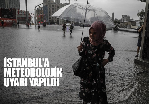 İstanbul İçin Meteorolojik Uyarı Yapıldı! İstanbul'a Kar Uyarısı, Valilik Uyarıda Bulundu