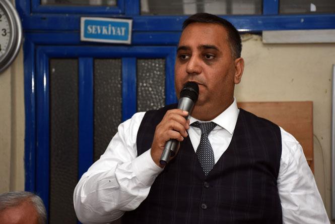 """Tarsus Belediye Başkanı Can, """"Biz Hizmette Yarışmaya Her Zaman Hazırız"""""""