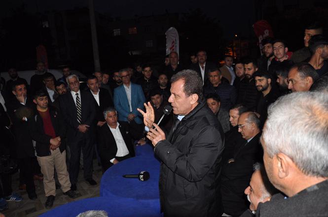 CHP'li Mersin Büyükşehir Adayı Vahap Seçer'den Çarpıcı Açıklamalar