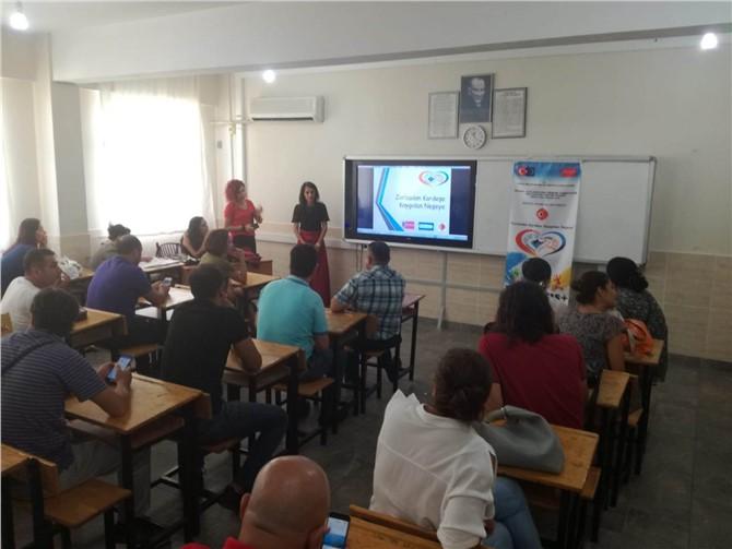 Öğretmenler'den, Akran Zorbalığına İlişkin ''Zorbadan Kardeşe, Kaygıdan Neşeye'' Erasmus Projesi