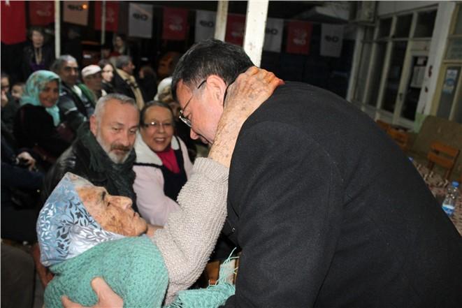 Belediye Başkanı Dr. Mustafa Turgut'a, Çavuşbucağı'nda Coşkulu Karşılama