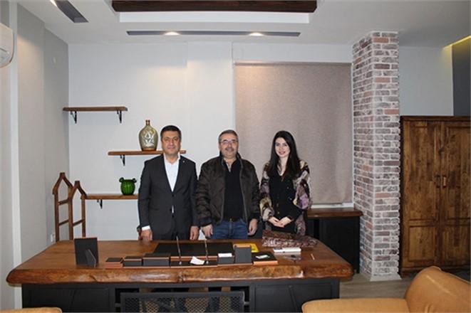 Tarsus Borsası Üye İşyerlerini Ziyaret Etmeyi Sürdürüyor