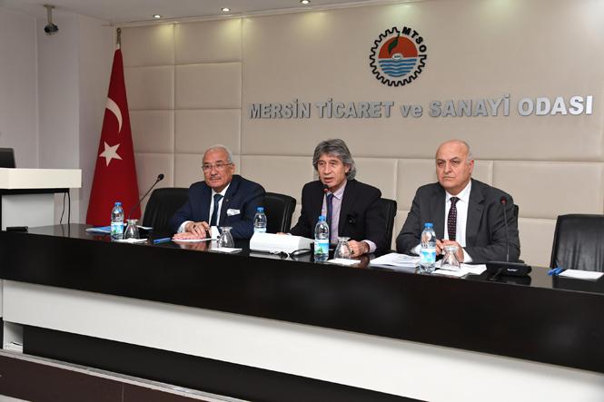 Mersin Büyükşehir Belediye Başkanı Burhanettin Kocamaz Vizyon Projelerini Anlattı