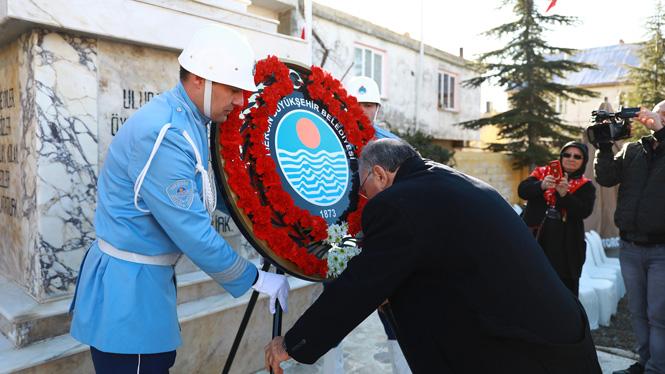 Mersin Arslanköy'ün 99. Yıl Dönümü Coşkuyla Kutlandı