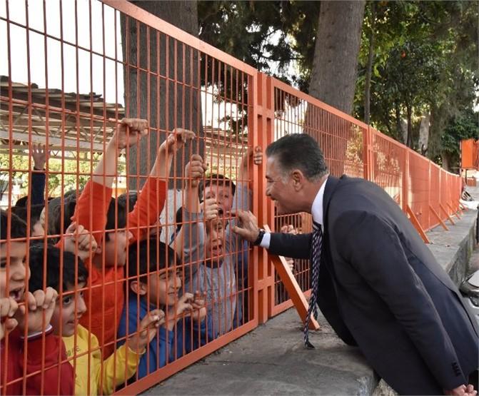 Başkan Tuna'ya Tarsus'ta Destek Çığ Gibi Büyüyor
